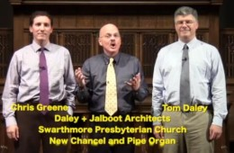 Swarthmore Presbyterian Church – Daley + Jalboot Architects Tom Daley and Chris Greene Interviewed