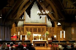 Swarthmore Presbyterian Church – Dedication Sunday, April 7, 2013