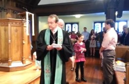 Baptisms At Swarthmore Presbyterian Church – September 22, 2013