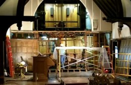 Swarthmore Presbyterian Church – Moving Quickly To A New Pipe Organ!