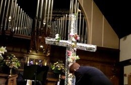 Easter Cross – Swarthmore Presbyterian Church
