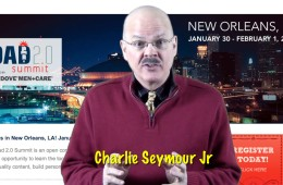 Charlie Seymour Jr To Speak At Dad 2.0 Summit in New Orleans