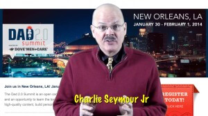 Charlie Seymour Jr is a frequent speaker at conferences, Meetups, and groups. He's the video-crazed MBA marketer and video-marketing master also known as Charlie The Marketer